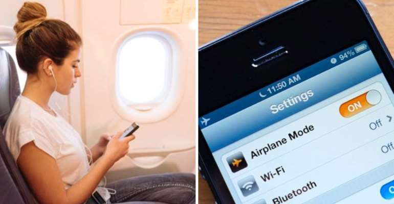 The real reason you're told you put your mobile in flight mode