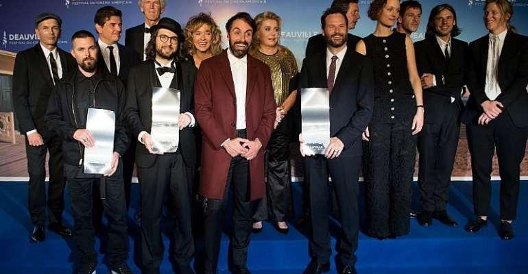 'Bull' reaps triple reward at 2019 Deauville American Film Festival