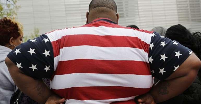 Obesity in America: photo credit - Mark Lennihan