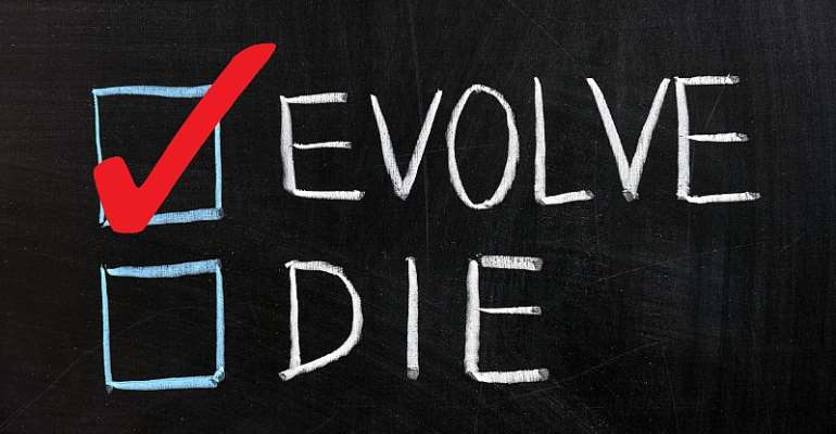 EVOLVE Or DIE – A quick CAUTION To Ghana's SMEs