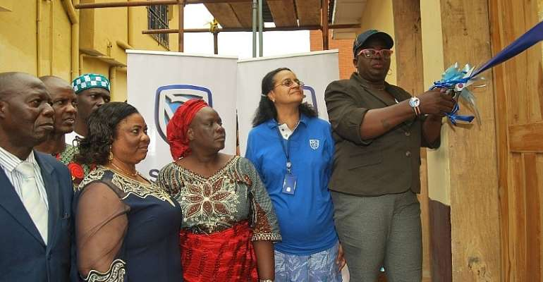Stanbic IBTC's CSI initiatives As A Beacon OF Hope For The Needy
