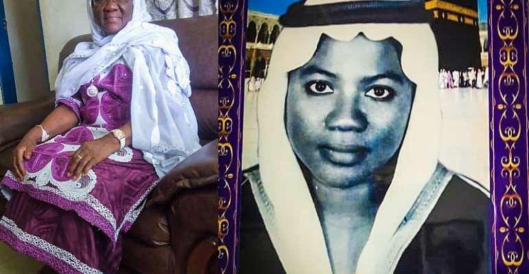 Dr. Mahamudu Bawumia Celebrates His Mum On Her 80th Birthday