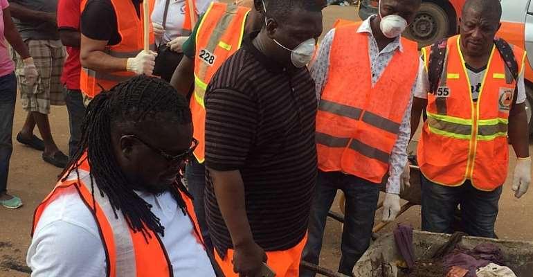 Greater Accra  NADMO Launches Keep Ghana Clean Campaign AAFA MUDZI - W)NGBE MUDZI