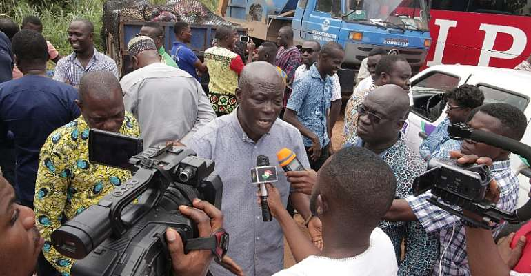 Sanitation Disaster Looms In Takoradi, Assembly Lacks Capacity As Minister Calls For IRECOP