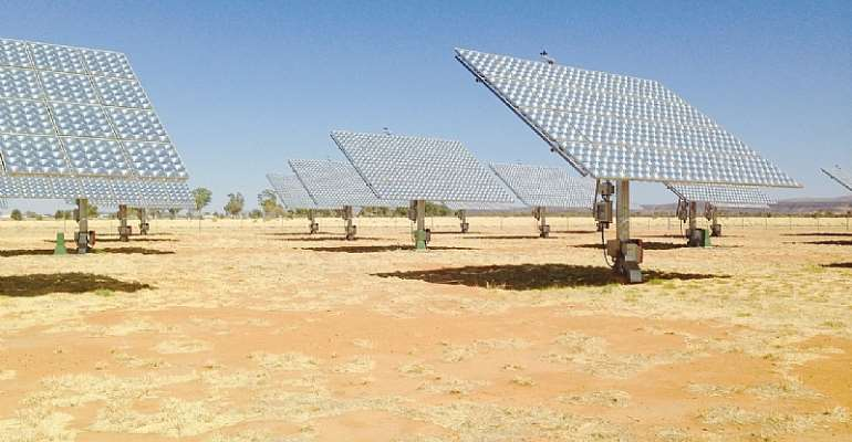 G5 Sahel heads of State throw their weight behind Desert to power initiative