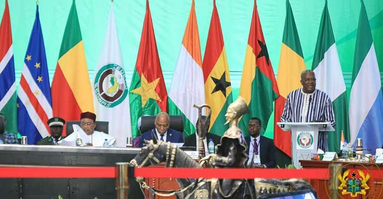 Sectoral Ministers' meeting on ECOWAS monitoring and evaluation policy