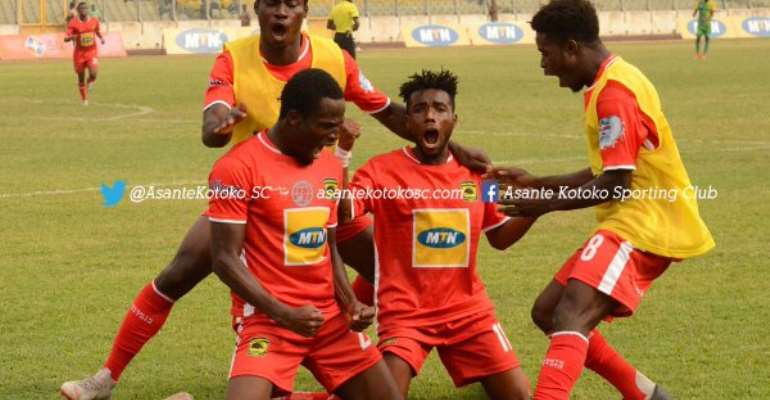 CAF Champions League: Asante Kotoko Record 2:0 Massive Win Over Etoile du Sahel