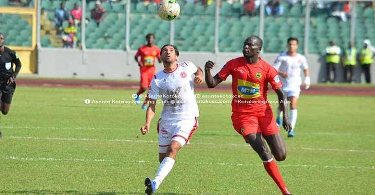 CAF Champions League: Kotoko 2: 0 Etoile du Sahel [HIGHLIGHTS]