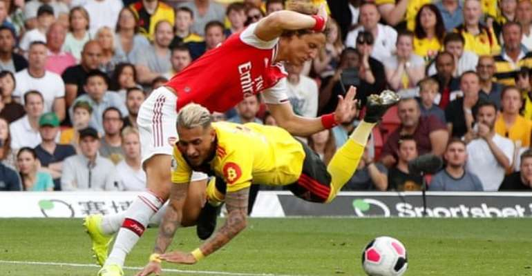 Watford Come From Behind To Draw With Arsenal