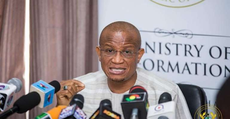 Ghanaians Charged To Reject 'Dumsor' Mahama And NDC