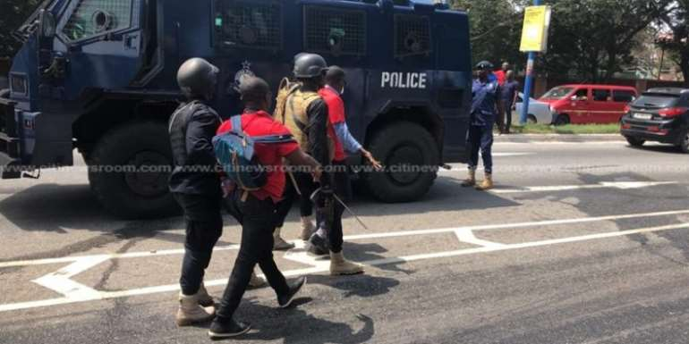 Ghana Police Stops Planned Protests On Agyapa Royalties Deal