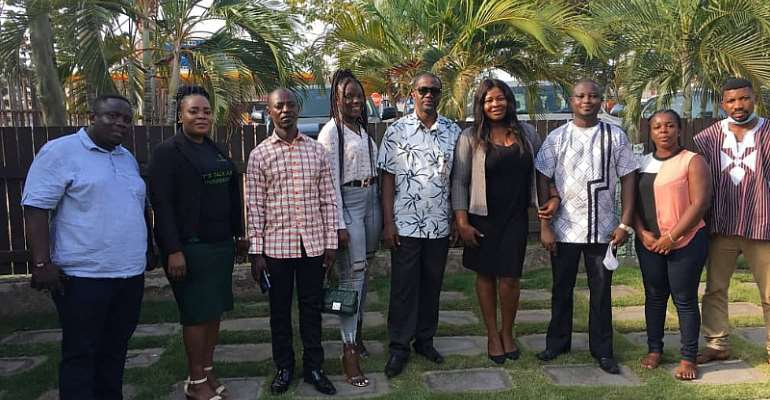 JOY Unveils Eastern And Greater Accra Regional Executives For JOY 2020 & United 1-Ghana