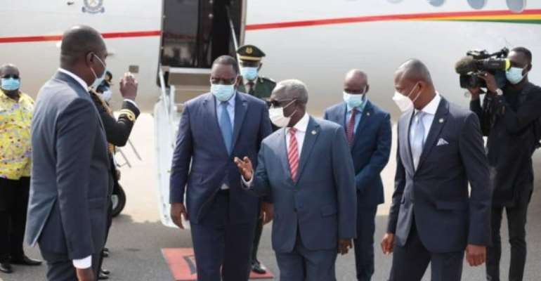 More Dignitaries Expected In Accra For ECOWAS Summit On Mali