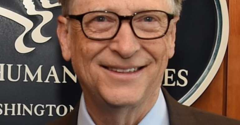 Ghana's Exemplary Leadership Wins Bill Gates' Admiration