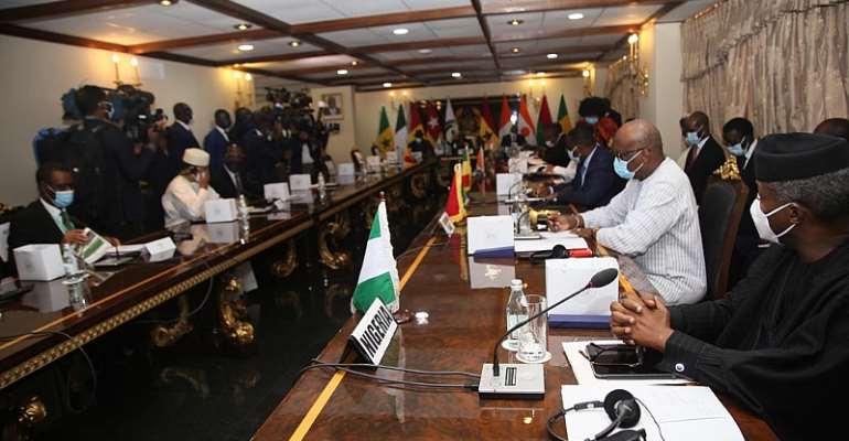 Akufo-Addo Calls For Peace To Quell Mali Crisis