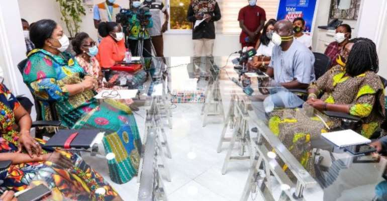 First Lady Rebecca Woos Ghanaian Youth Into TVET