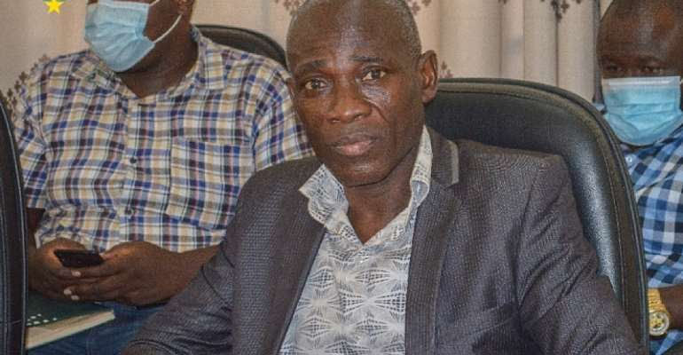 Eastern RFA Appoints Rev. Kotoka To Chair Juvenile Football Committee