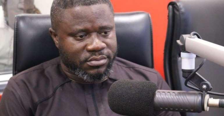 Former Asante Akim North MP Kwadwo Baah Agyemang