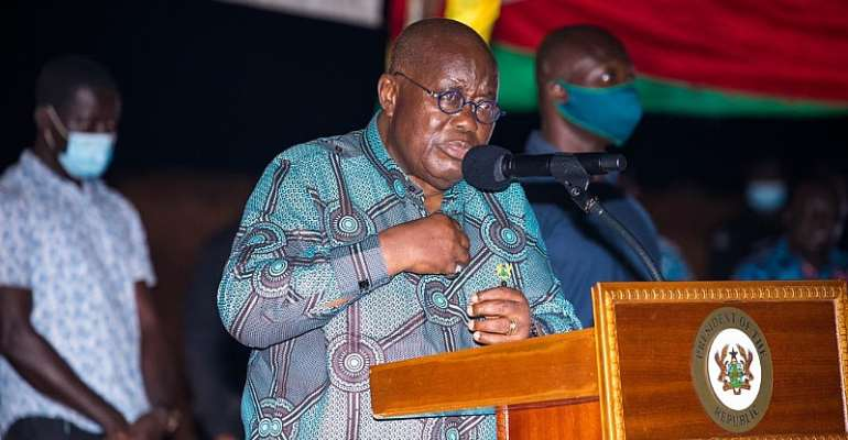 Akufo-Addo Pledges Government Support For Jospong