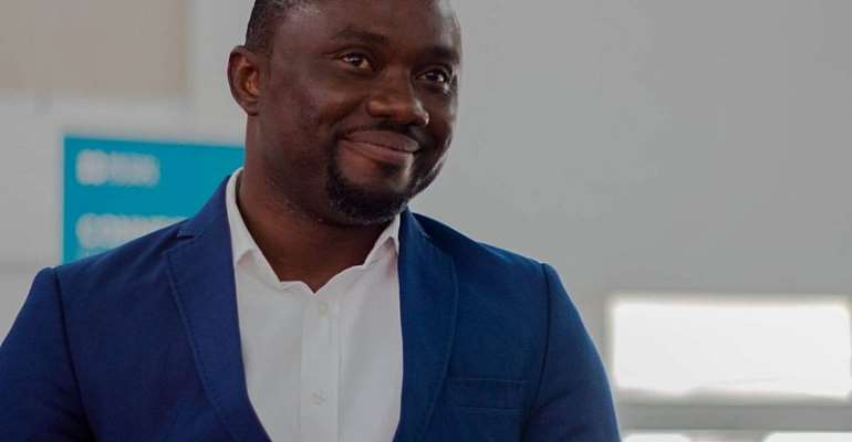 Vice-Chairman of the Ghana Premier League Committee, Mr Jesse Agyapong