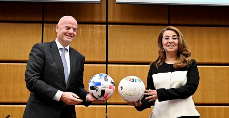 FIFA Partners UN To Kick Out Corruption Through Football