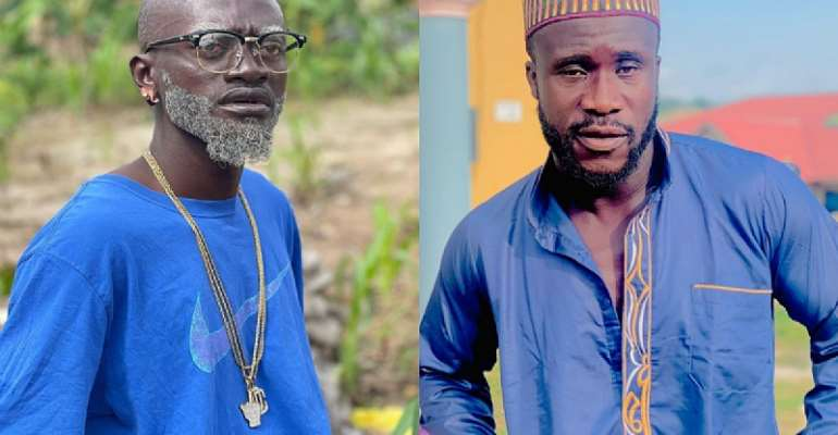 We're cool - Dr. Likee debunks beef with Lilwin despite evident viral video