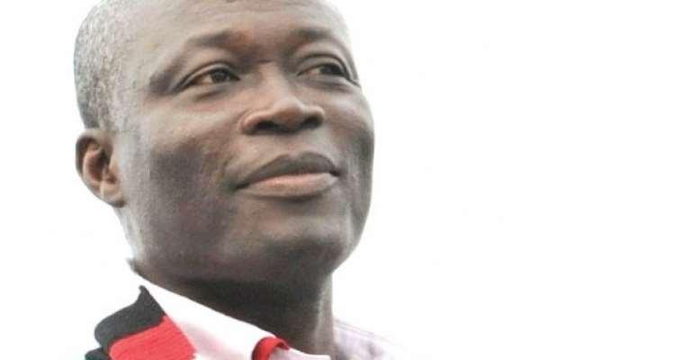 NDC flagbearer race: No Mahama contender will attain 1% — Odododiodio MP