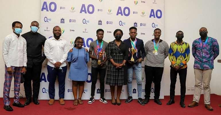 University of Ghana and Strathmore University, Kenya win the 7th Accra Open Debate Championship
