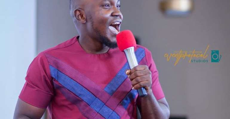 Ghanaian comedian OB Amponsah features on CNN African Voices