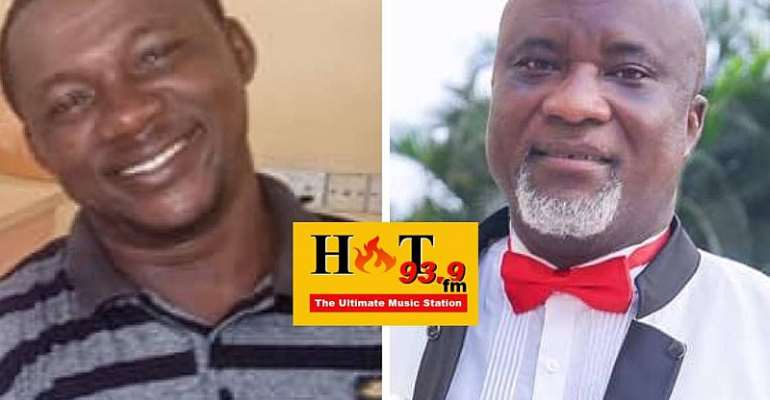 CK Akonnor sack: Frustrated Hopeson Adorye speaks anyhow because his marriage is in crisis — Sports Journalist