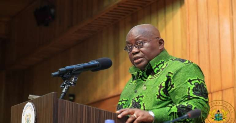 Akufo-Addo launches $6bn projects for bauxite mining and refinery