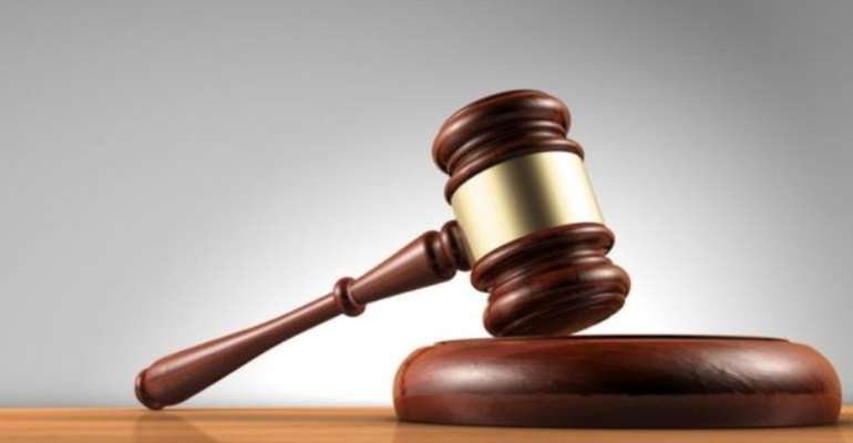Carpenter found guilty of defiling 14-year old girl sentenced to 7years in prison
