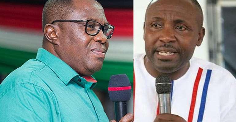 You are a big failure; that's why NPP lost many Parliamentary seats – Ofosu Ampofo 'finishes' John Boadu