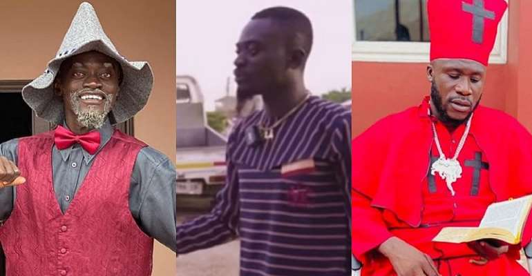 I'm the last man standing in Kumawood movie, Dr Likee can never take my shine  — Actor Lilwin speaks