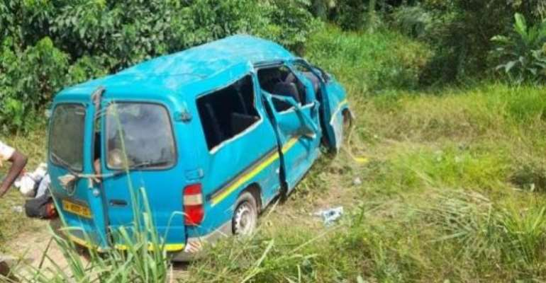 Six persons die in Huni-Ano road accident