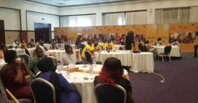 MTN holds editors forum for Western and Central Regions