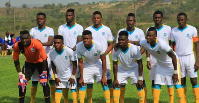 Wa All Stars will sparkle in CAF Champions League- General Manager Seth Panwum