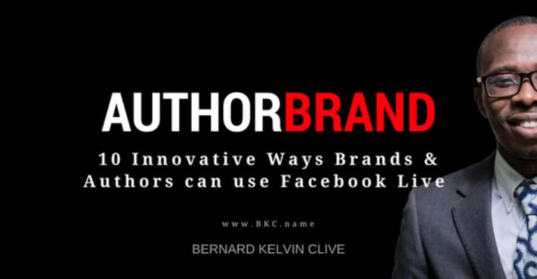 10 Innovative Ways Authors and Brands Can Use Facebook Live