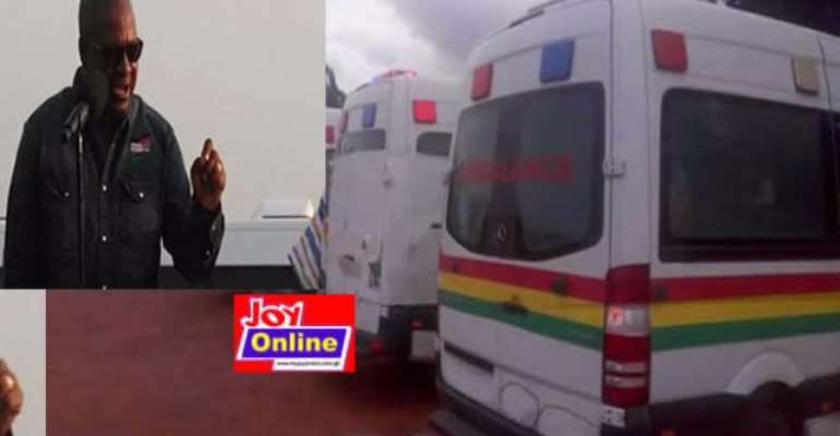 Mahama ordered non-payment of €2.4m for defective ambulances