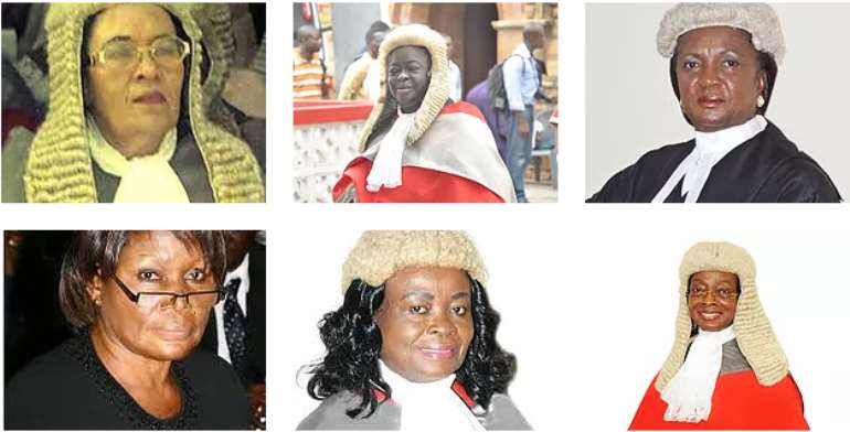 Updated:Why More Women On The Supreme Court Of Ghana Matters: Open Letter To President Nana Addo Dankwa Akufo-Addo