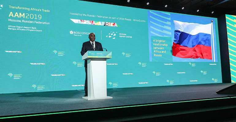 Russian Export Center, Afreximbank To Co-organize Russia–Africa Economic Forum