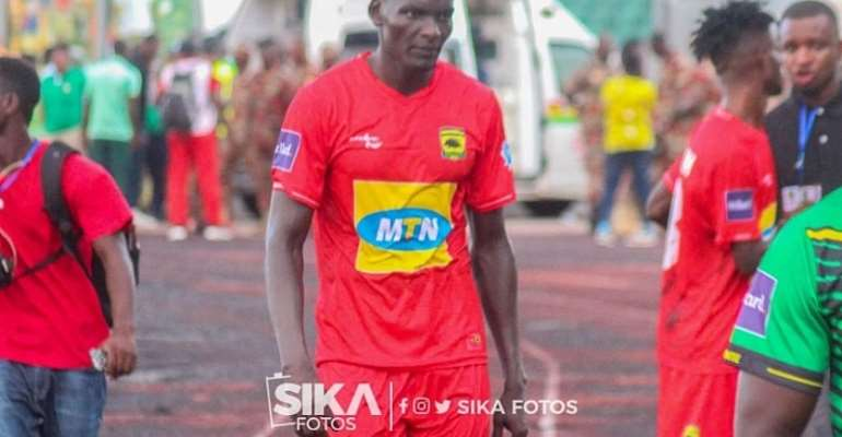 CAF Chmapions League: Kotoko Coach Believes George Abege Is At His Best Form At The Club