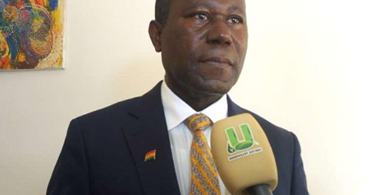 Joseph Boahene Aidoo, CEO, COCOBOD