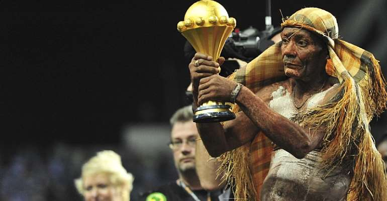 Top Five Nations With The Most AFCON Titles