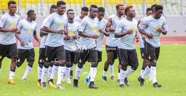 SHOCKING: Maxwell Konadu Drops Big Names Ahead Of CHAN Qualifier Against Burkina Faso