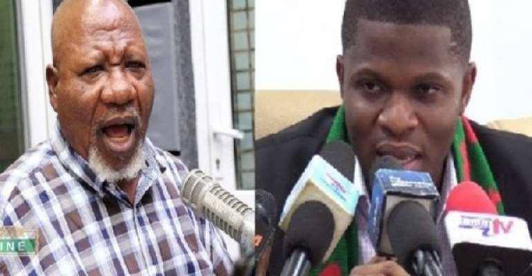 Allotey Jacobs Tells Sammy Gyamfi