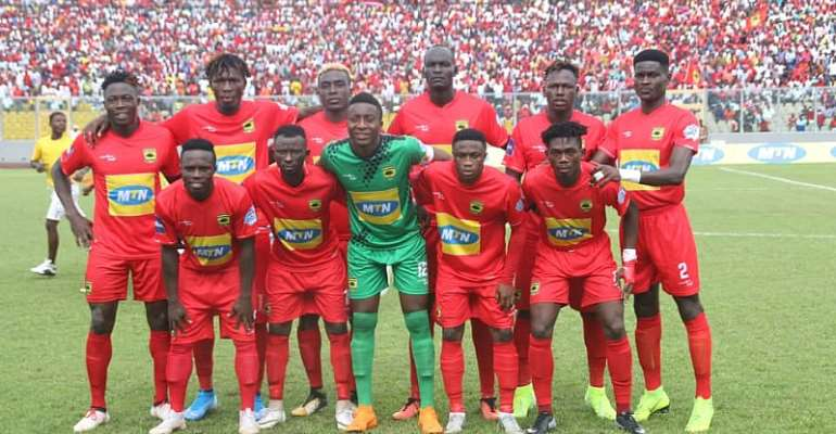 CAF Champions League: Kotoko Players To Pocket $2000 As Bonus If ...