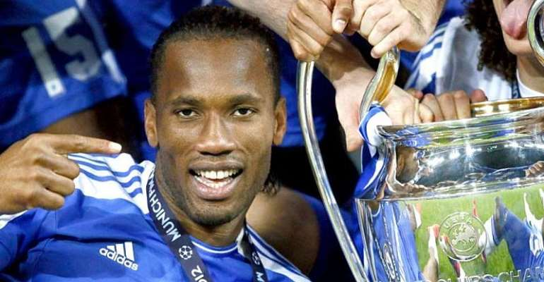 Didier Drogba Confirms Turning Down Coaching Job At Chelsea