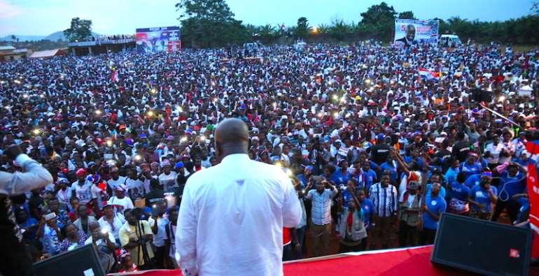 Akufo-Addo Will Win 2020 Elections—EIU Report Predicts