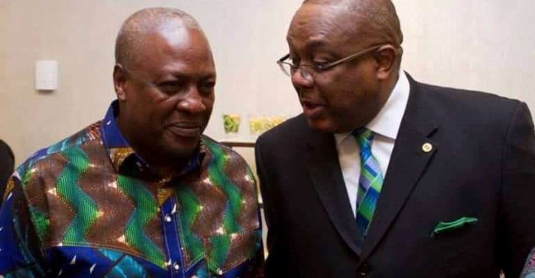 I Can't Tell If Mahama Will Consider Me As His Running Mate—Victor Smith